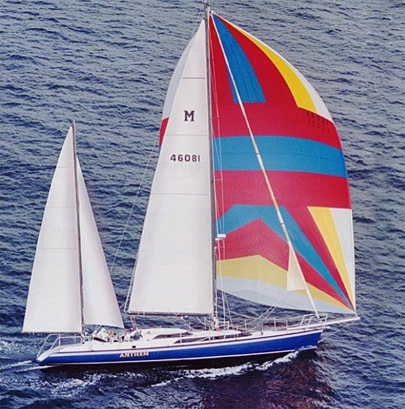 most beautiful sailboats