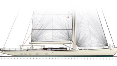Photo of Barracuda Yacht Design now presents a project developed with JFA Yachts