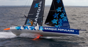 Follow the arrivals of the 8th Vendée Globe