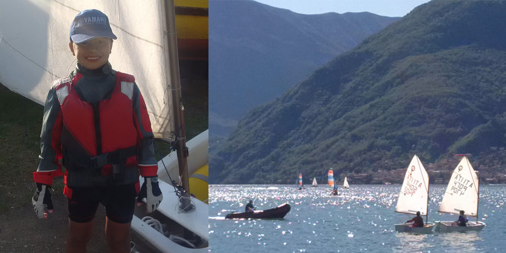Photo of Do you remember the excitement of your first regatta?