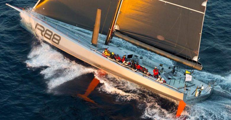 2015 Rolex Middle Sea Race