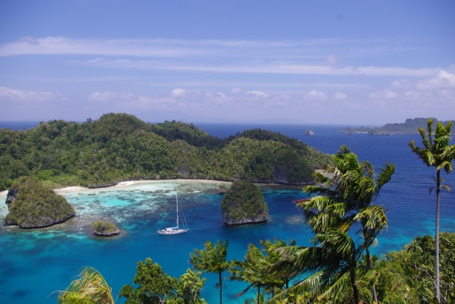 Raja Ampat - Photo Giulia Azzalli