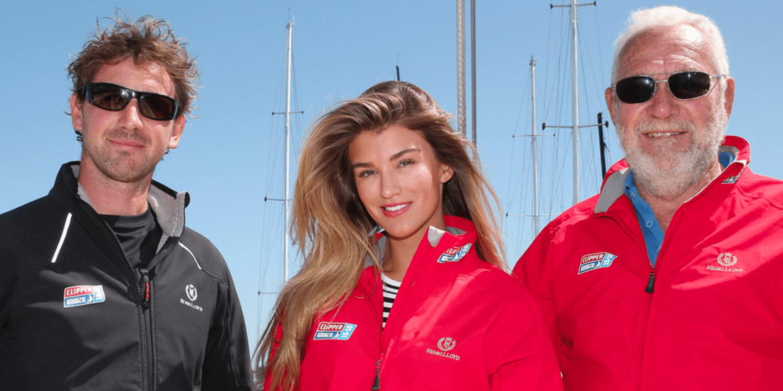 Amy Willerton will participate at Clipper Race