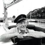 PICTURES OF YESTERYEAR - managed by PPL Photo Agency - COPYRIGHT RESERVED Circa 1960: Francis Chichester aboard his ketch rigged yacht Gipsy Moth III, preparing for the first Observer Singlehanded Transtatlantic Race (OSTAR) PHOTO CREDIT: Eileen Ramsay Archive/PPL Tel: +44(0)1243 555561 Email: ppl@mistral.co.uk Web: www.pplmedia.com *** Local Caption *** Circa 1960: Francis Chichester aboard his ketch rigged yacht Gipsy Moth III, preparing for the first Observer Singlehanded Transtatlantic Race (OSTAR)