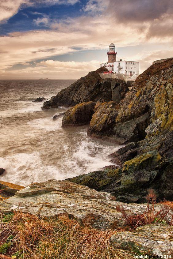 baily lighthouse, Dublin, Ireland