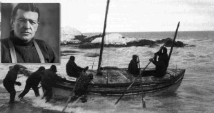 The incredible Shackleton's Voyage of Endurance. DOCUMENTARY
