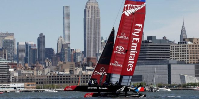 Highlights of Louis Vuitton America's Cup World Series New ...
