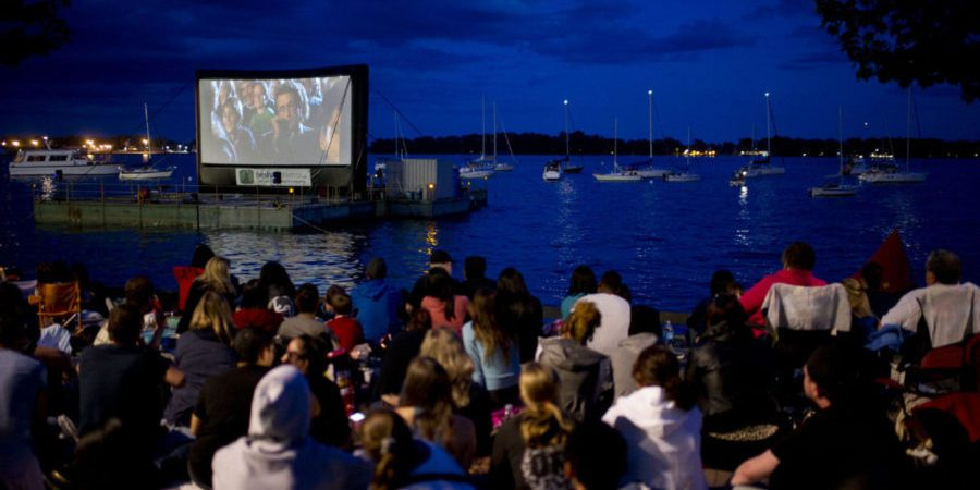 sail-in cinema toronto