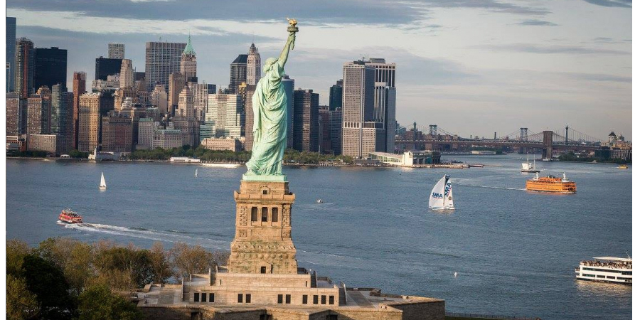 transat new york vendee