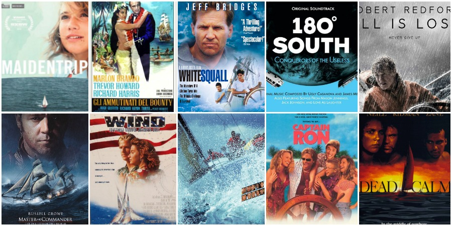 SURVEY  Which is the best sailing movie in the history? VOTE NOW!
