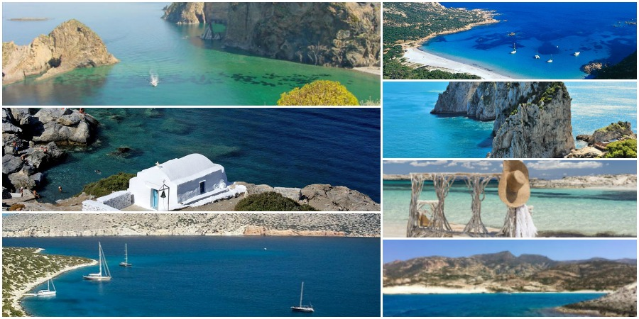 most beautiful mediterranean bays