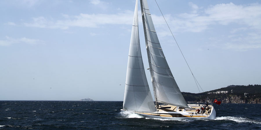 Photo of SAILBOAT REVIEWS. Euphoria 68, the new sailboat signed German Frers