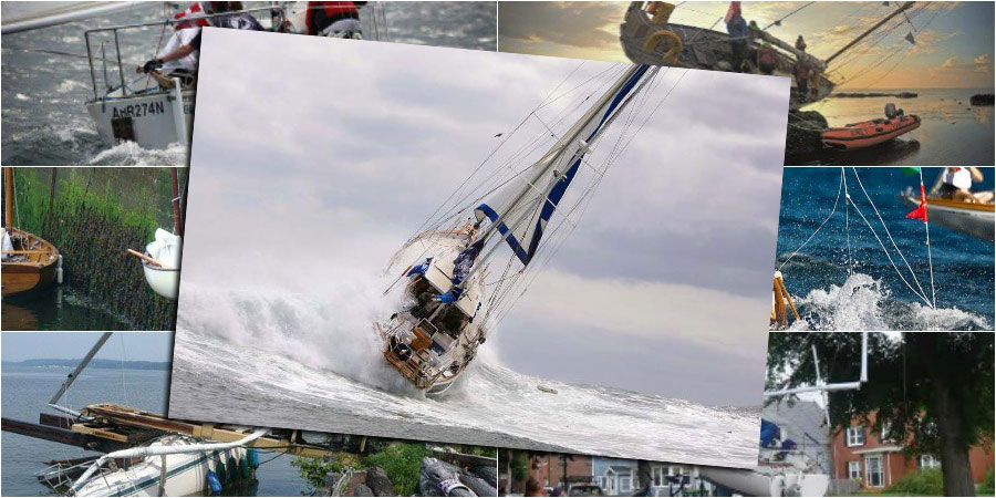 "Photo of The world of sailing in the ""twilight zone""… An incredible photogallery"