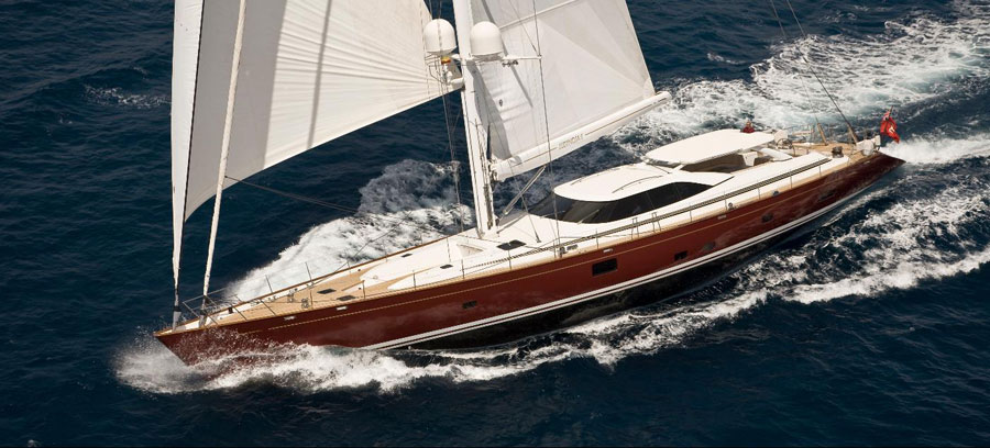This Luxury Vesselu0027s Sophisticated Exterior Design And Engineering Are The  Work Of Dubois.