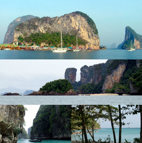 Postcards from Thailand