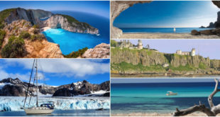 5 Amazing Destinations reachable by Boat
