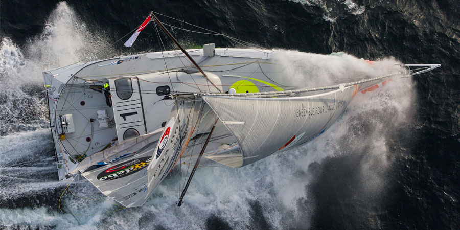 Photo Jean Marie Liot/DPPI/Vendee Globe