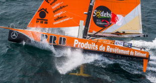 Another accident at Vendée Globe: Vincent Riou forced to Retire