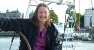 Oh no! Damages force Jeanne Socrates to abandon second attempt at sailing record