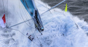 Jean-Marie Liot wins Mirabaud Yacht Racing Image Award 2016