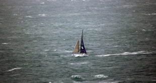 Phil Sharp Smashes World Speed Record for English Channel