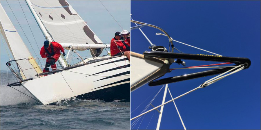 Photo of Your boat doesn't have the Bowsprit? You can install it now, his name is Trogear