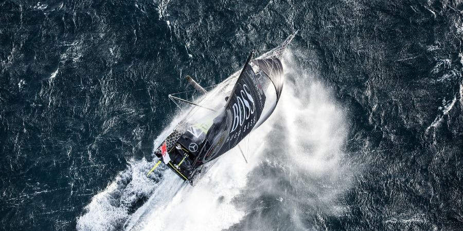 Photo of Vendée Globe: Alex Thomson attacks Armel Le Cléac'h