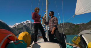 """Megan and Rob from Venture Lives: """"Sailing means adventure and new beginnings"""""""