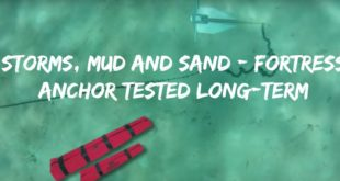 Storms, Mud and Sand – Fortress Anchor Tested Long-term