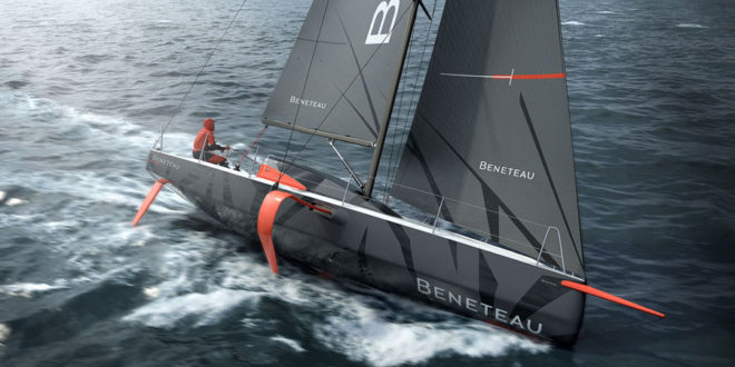 """Beneteau unveils the new Figaro 3, a """"standard"""" boat with foils"""