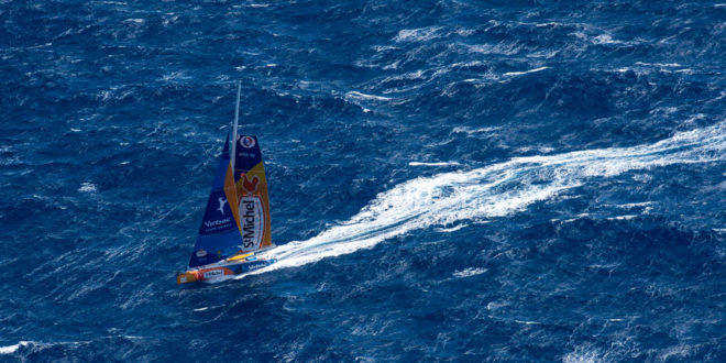 whitbread world sailboat race The volvo ocean race (formerly the whitbread round the world race) is a yacht race around the world, held every three years originally named after its initiating.