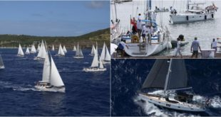 Sailing Around the World: the Oyster World Rally Started