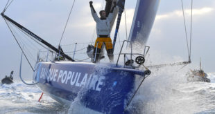 Great Job Armel! Le Cléac'h won the Vendée Globe setting a new record!