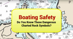 Boating Safety – Know These Dangerous Rock Symbols!