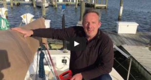 Expert Advice: How to Measure the Length of Sailboat Halyards