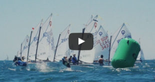 2017 Australian and Open Optimist Championship: Young Sailors grow. VIDEO