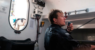 Vendée Globe: Foresight Natural Energy dismasted 800 nm from the finish
