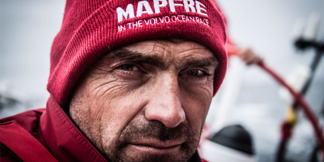From Olympic gold medal to the Volvo Ocean Race. The great return of Xabi Fernàndez