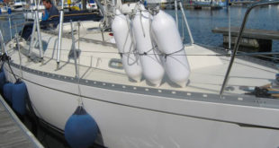 Protect Your Sailboat Hull with This Sentinel