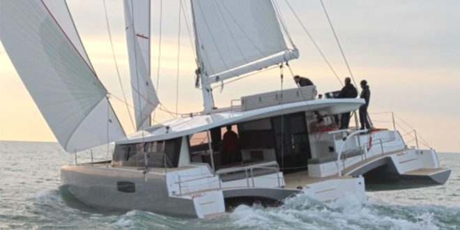 Discovering the Neel 51, a blue-water trimaran ideal for family cruising