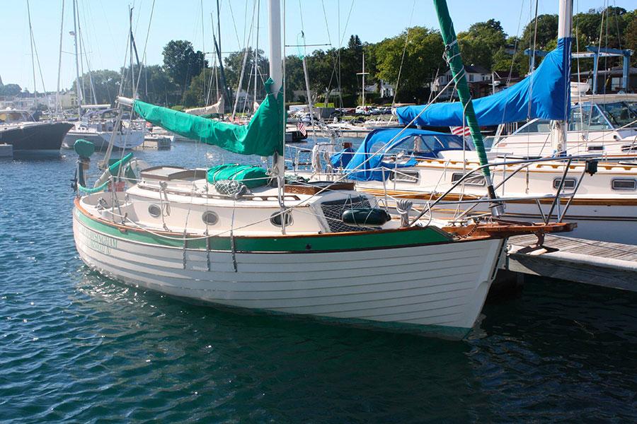 Sail Universe Choice: 10 Used Sailboats Under 40' We Love