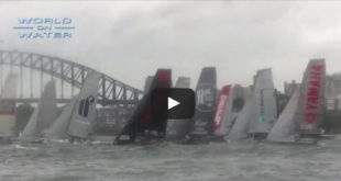 World on Water Global Sailing News: Foiling Dinghy, Conrad Colman, Anchoring…