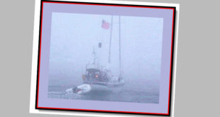 Ten Tips for Sailing in Low Visibility