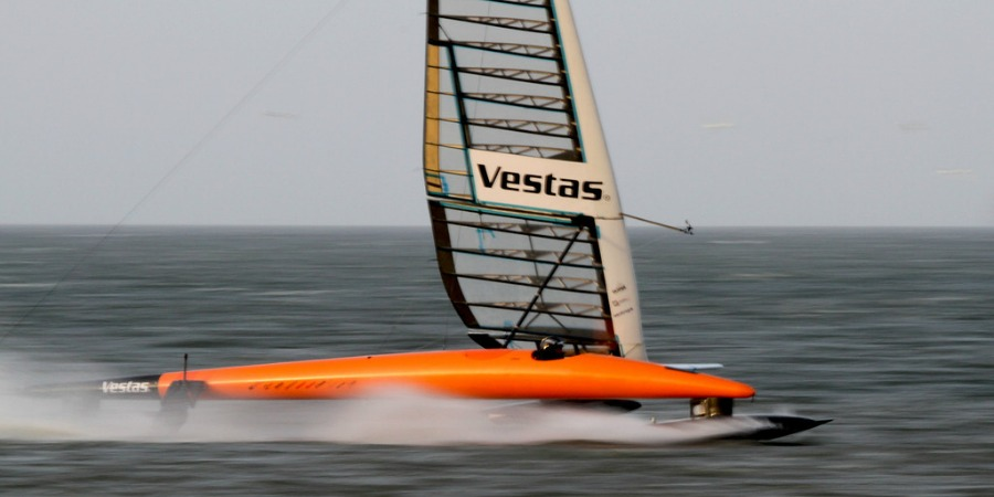 Top 10 Fastest Sailboats in the World! VIDEO