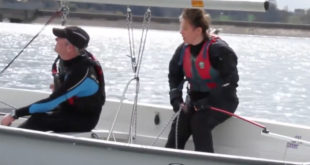 Blind Sailor Emma Dakin shows… You Can too. VIDEO