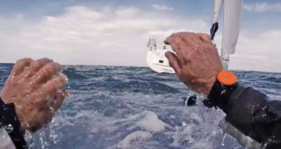 Man overboard: how your smartphone can help to save your life