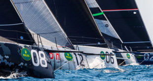 Platoon wins 2017 Rolex TP52 Worlds. GALLERY