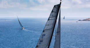 Light winds for 2017 Giraglia Rolex Cup fleet. PHOTOGALLERY