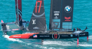 America's Cup 2017: could Oracle Team USA be about to launch a protest on Team New Zealand?