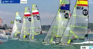 """World on Water"" June 16.17 Global Sailing News TV"